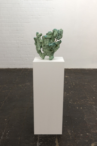 About Sculpture #6: Floating In A Constant Heaven